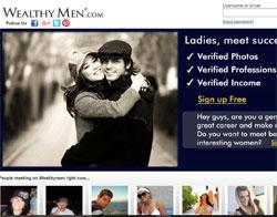 Wealthy singles